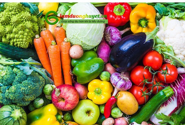 Những loại rau tốt nhất dành cho người tiểu đường